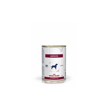 Dog Hepatic konservuotas ėdalas