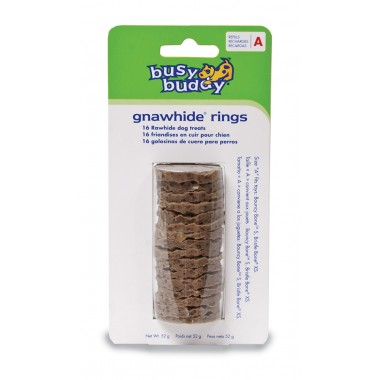 Busy Buddy All Natural Rawhide Refills
