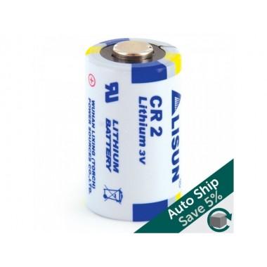 3 voltų ličio elementas BAT11306 CR2