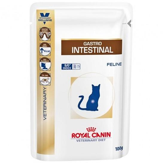 Cat Gastro Intestinal konservuotas ėdalas