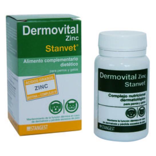 Dermovital Zinc N60 , Stanvet