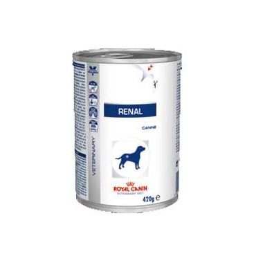 Dog Renal konservuotas ėdalas