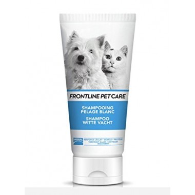 Frontline Pet Care šampūnas baltam kailiui, 200ml