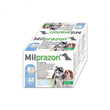 Milprazon Dog