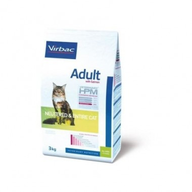 Adult Neutered & Entire Cat