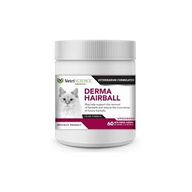 Derma Hairball (N60) delicious slices