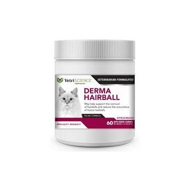 Derma Hairball, (N60) вкусные ломтики