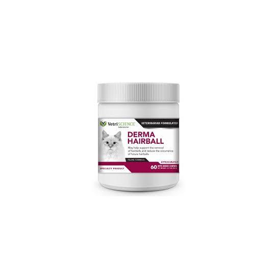 Derma Hairball (N60)