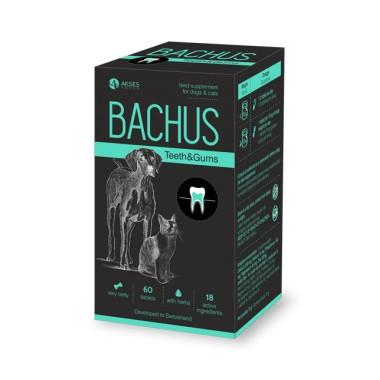 Bachus Teeth&Gums, (N60) dantims ir dantenoms