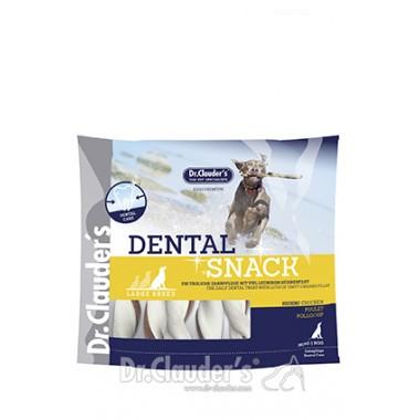 Dr. Clauder's dental skanėstas šunų dantims su vištiena