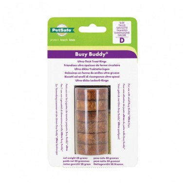 Busy Buddy Ultra-Thick Treat Ring Refills